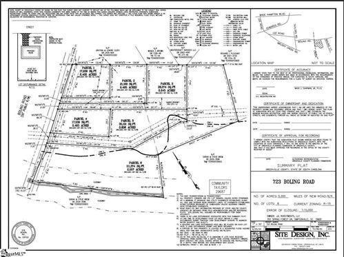 Photo of 723d Boling Road, Taylors, SC 29687 (MLS # 1427768)