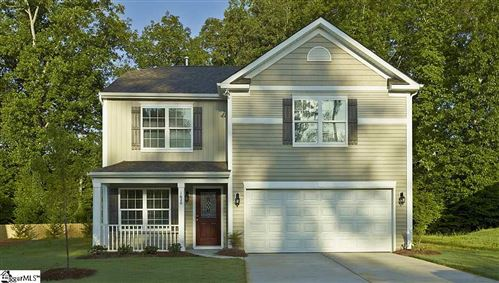 Photo of 1106 Downing Bluff Drive, Simpsonville, SC 29681 (MLS # 1394862)