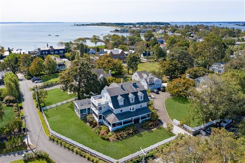 Photo of 19 Ledge Road, Old Greenwich, CT 06870 (MLS # 114019)