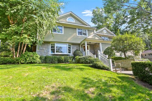 Photo of 1 Shady Brook Lane, Old Greenwich, CT 06870 (MLS # 114356)