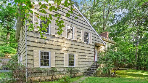 Photo of 35 Deep Gorge Road, Greenwich, CT 06831 (MLS # 114378)