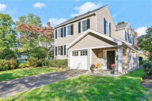 Photo of 5 Manor Road, Old Greenwich, CT 06870 (MLS # 114518)