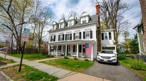 Photo of 14 Franklin St, Morristown, NJ 07960 (MLS # 3707355)