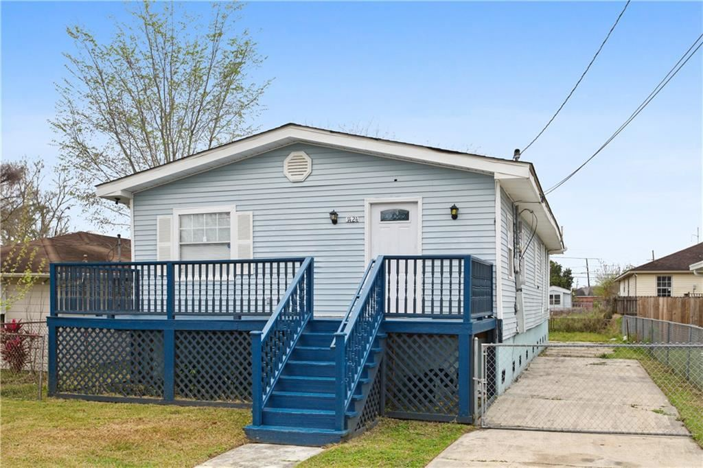 1424 S LAUREL Street, Metairie, LA 70003 - #: 2243001