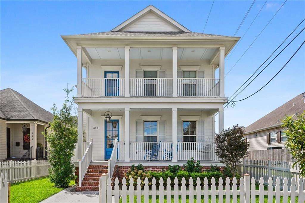 820 FILMORE Avenue, New Orleans, LA 70124 - #: 2315006