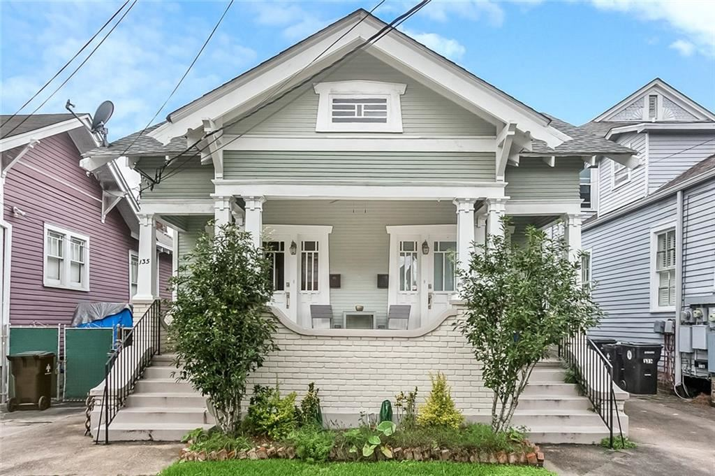 Photo for 133 S MURAT Street, New Orleans, LA 70119 (MLS # 2195031)