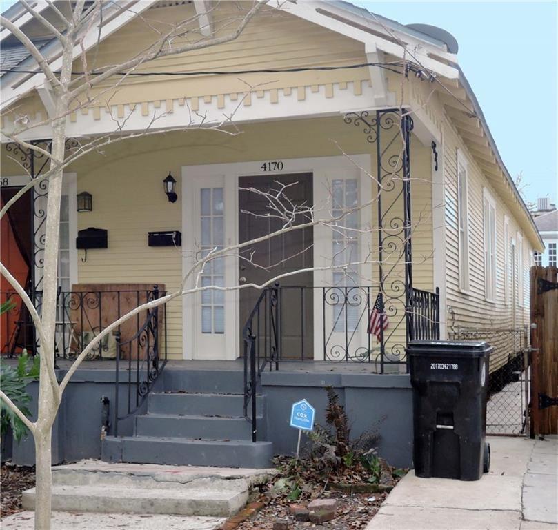4170 BIENVILLE Street, New Orleans, LA 70119 - #: 2288032