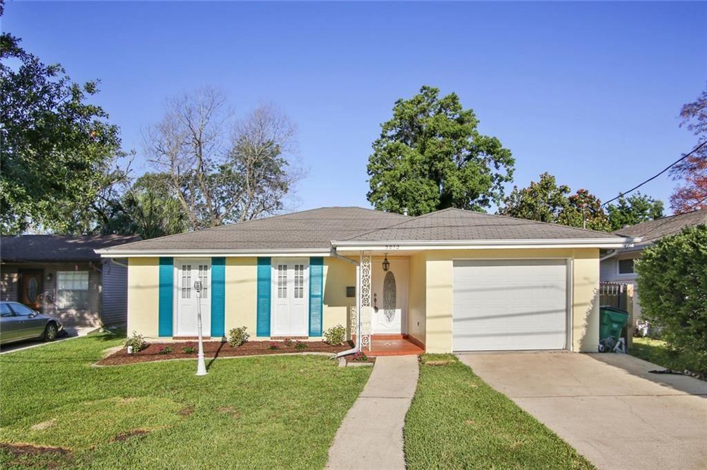 3012 N TURNBULL Drive, Metairie, LA 70002 - MLS#: 2252036