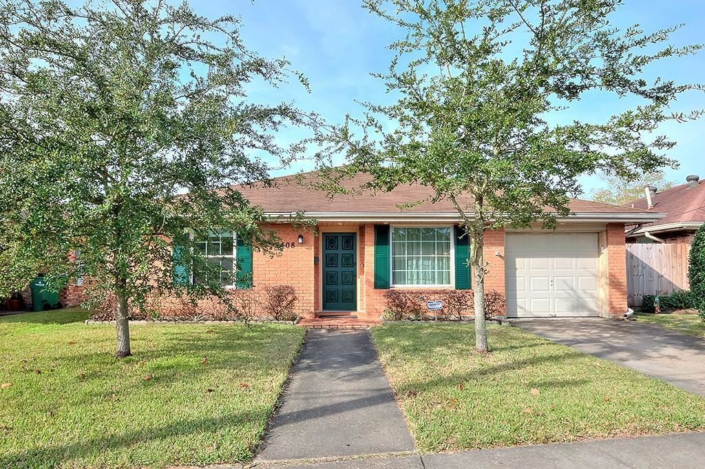 1408 CLEARY Avenue, Metairie, LA 70001 - #: 2229037