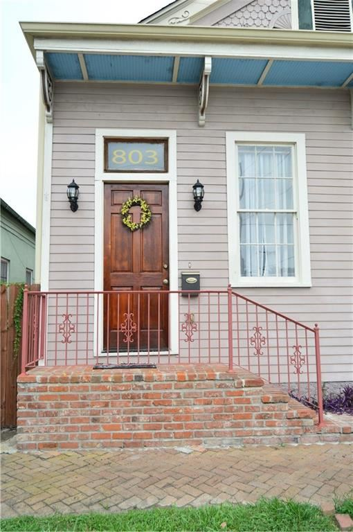 803 FOURTH Street, New Orleans, LA 70130 - #: 2221039