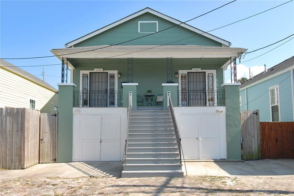 1122 N JOHNSON Street, New Orleans, LA 70116 - #: 2221040