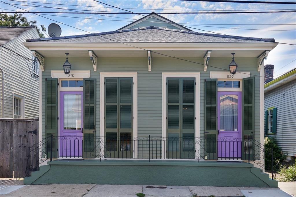 818 ST ROCH Avenue, New Orleans, LA 70117 - #: 2267049