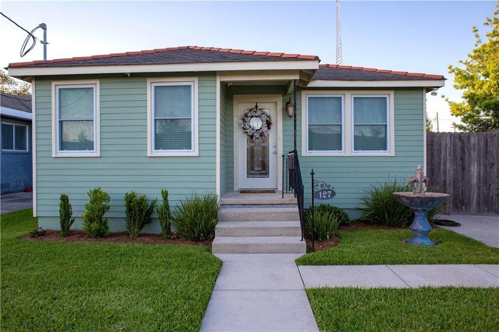 127 W BROOKS Street, New Orleans, LA 70124 - #: 2297052