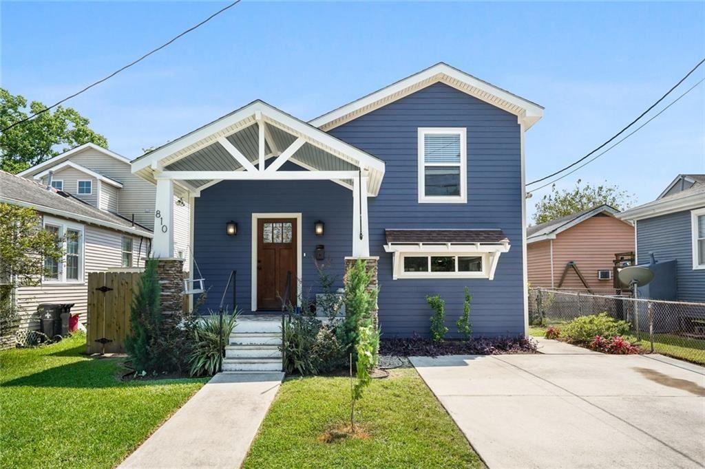 810 HOMEDALE Street, New Orleans, LA 70124 - #: 2266058