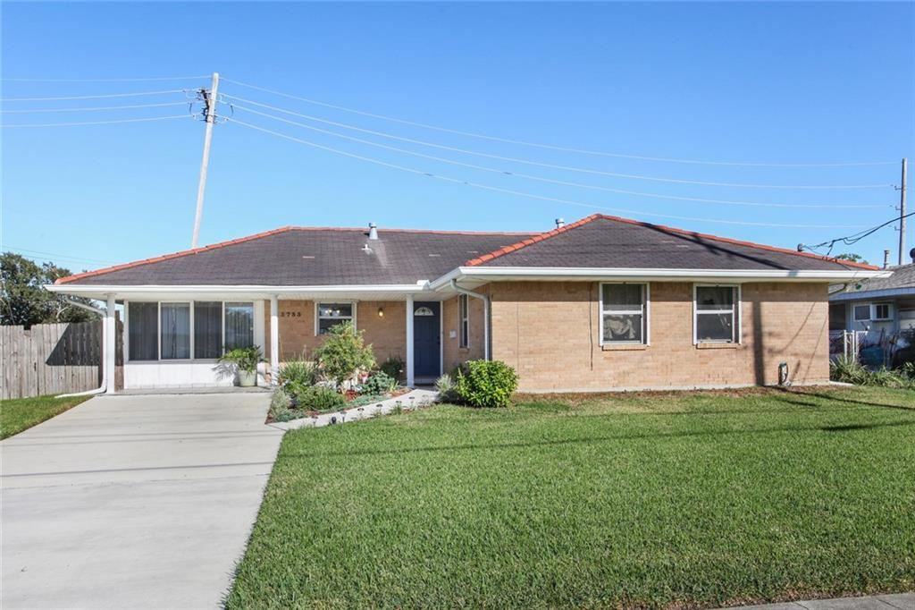 3733 APOLLO Drive, Metairie, LA 70003 - #: 2237068