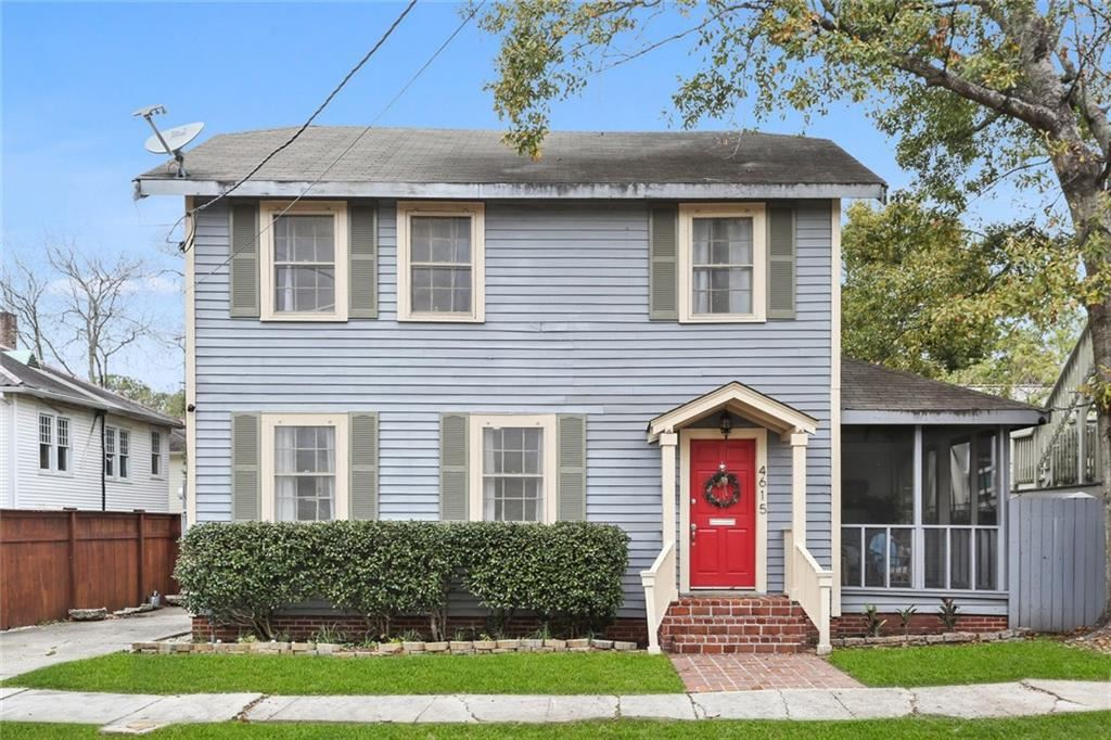 4615 S ROMAN Street, New Orleans, LA 70125 - #: 2282069