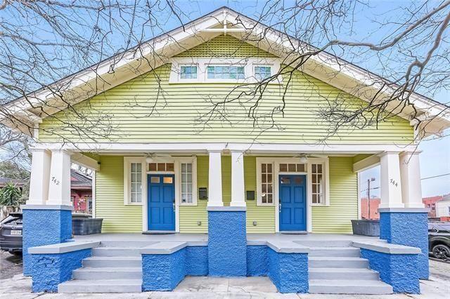 744 FOURTH Street, New Orleans, LA 70130 - #: 2304070