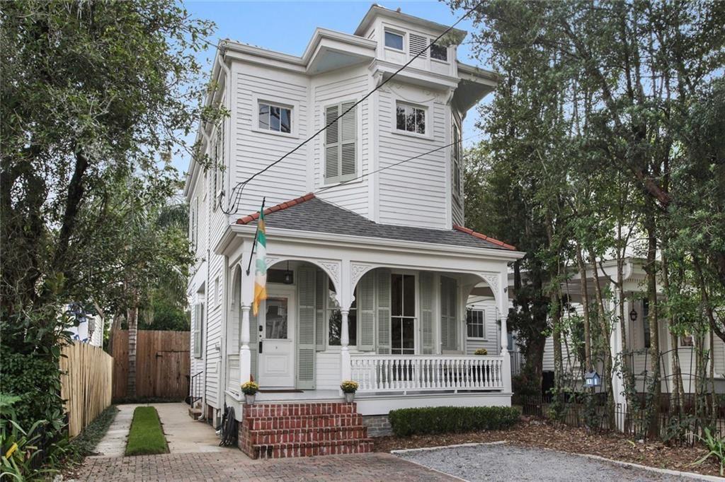 1515 VALMONT Street, New Orleans, LA 70115 - #: 2319080