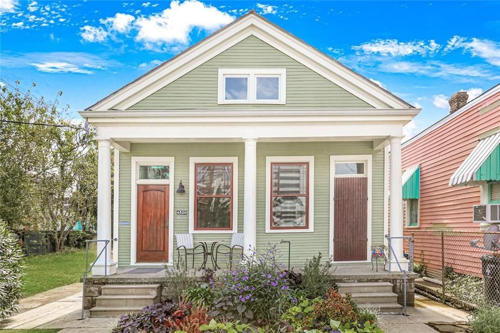 4520 S ROBERTSON Street, New Orleans, LA 70115 - #: 2319095