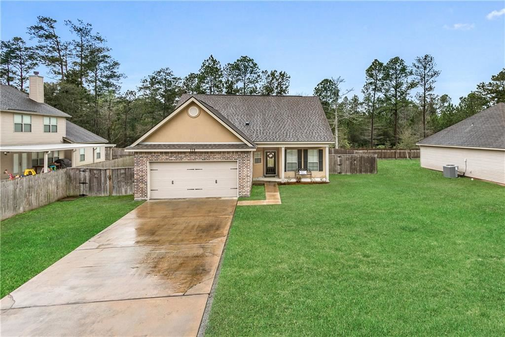 119 MISTY CREEK Drive, Lacombe, LA 70445 - #: 2241111