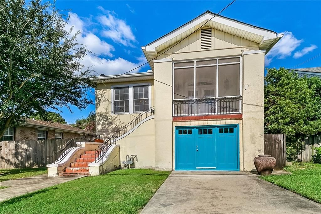 3722 NASHVILLE Avenue, New Orleans, LA 70125 - #: 2221114