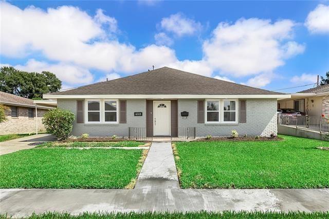 6315 PILGRIM Street, Metairie, LA 70003 - #: 2294124