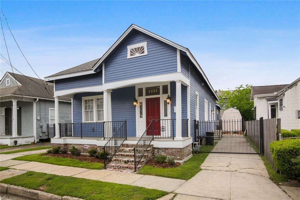 4611 BARONNE Street, New Orleans, LA 70115 - #: 2301125