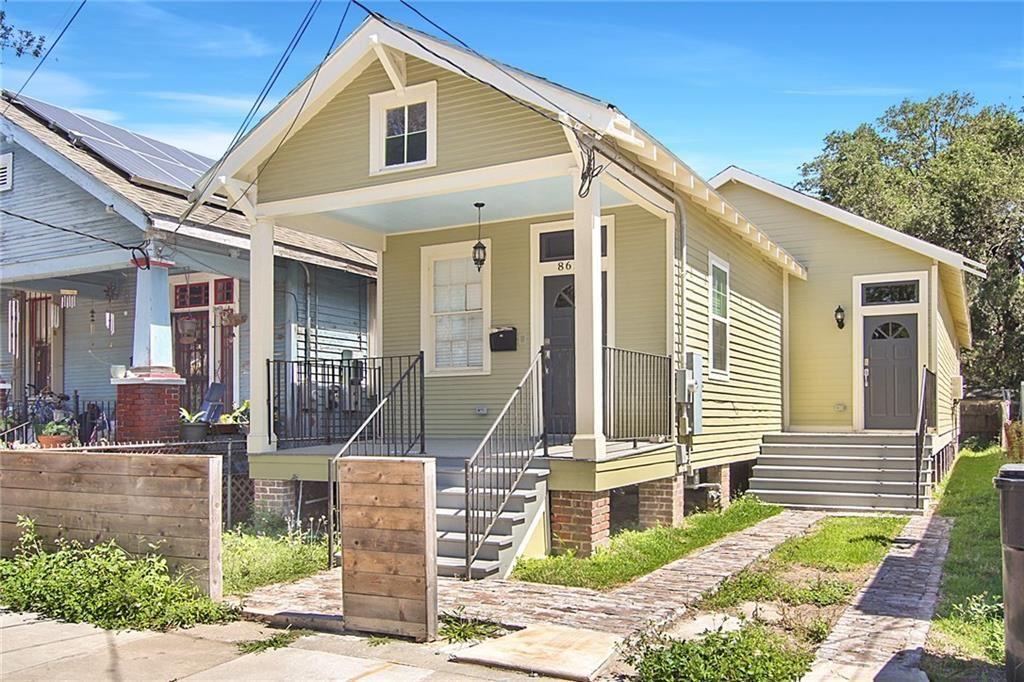 8627 JEANNETTE Street, New Orleans, LA 70118 - #: 2249130