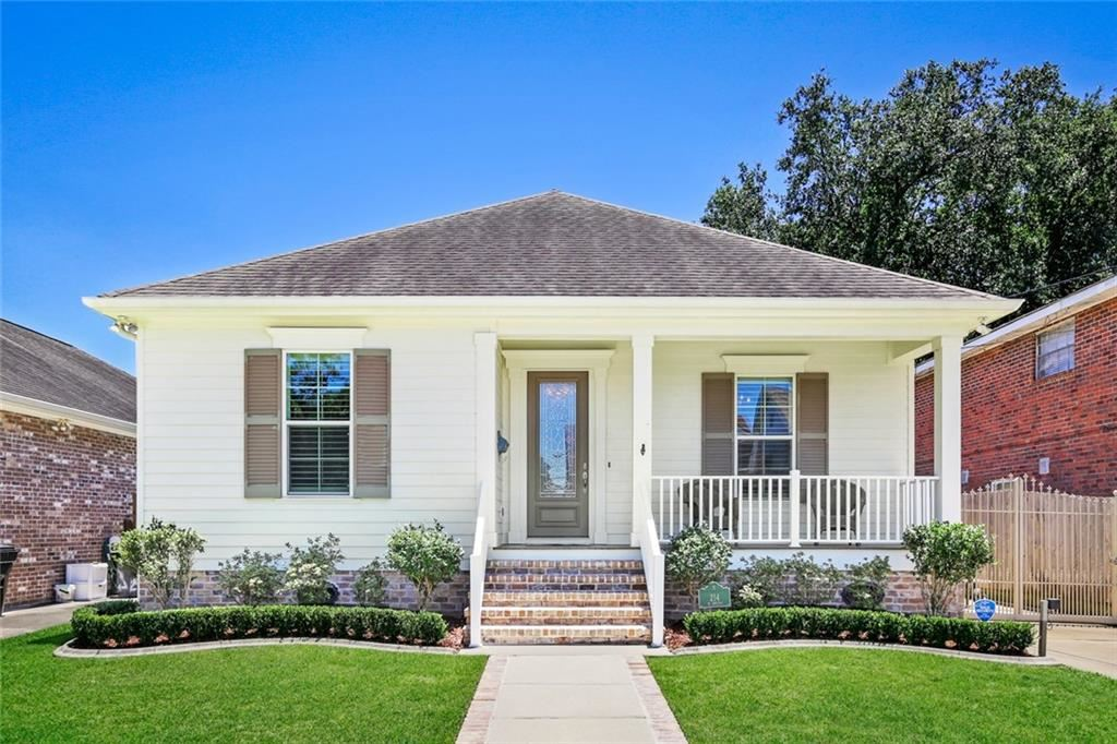 214 W BROOKS Street, New Orleans, LA 70124 - #: 2256140