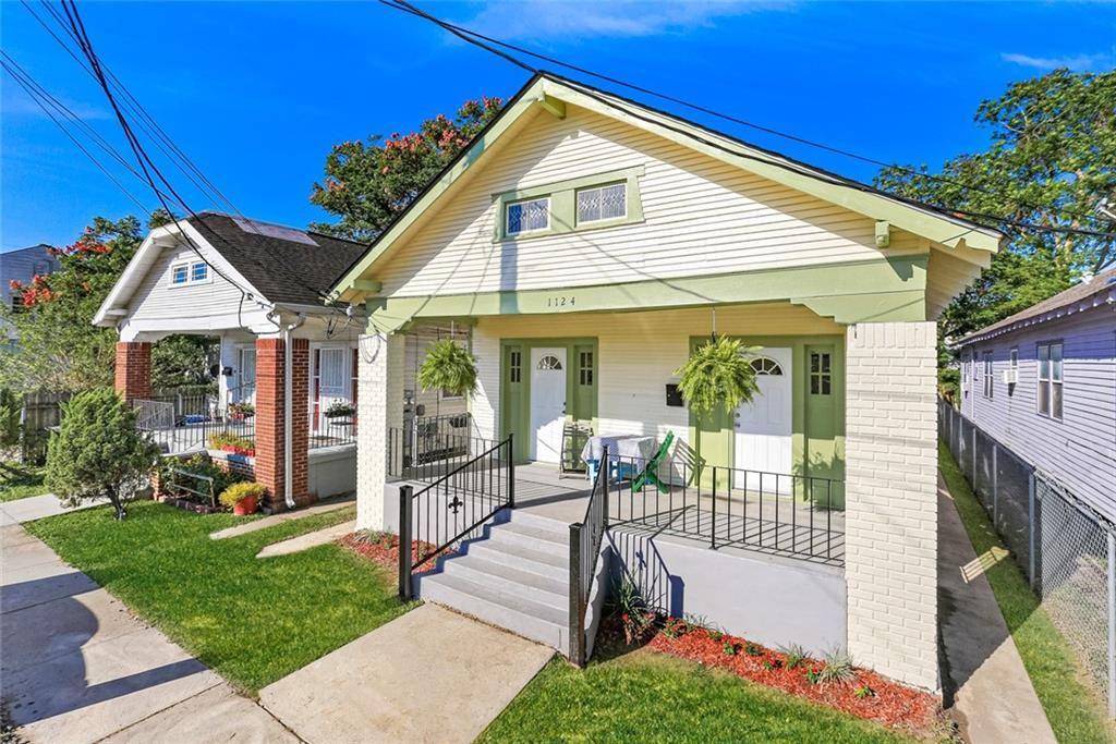 1124 LIZARDI Street, New Orleans, LA 70117 - #: 2317151