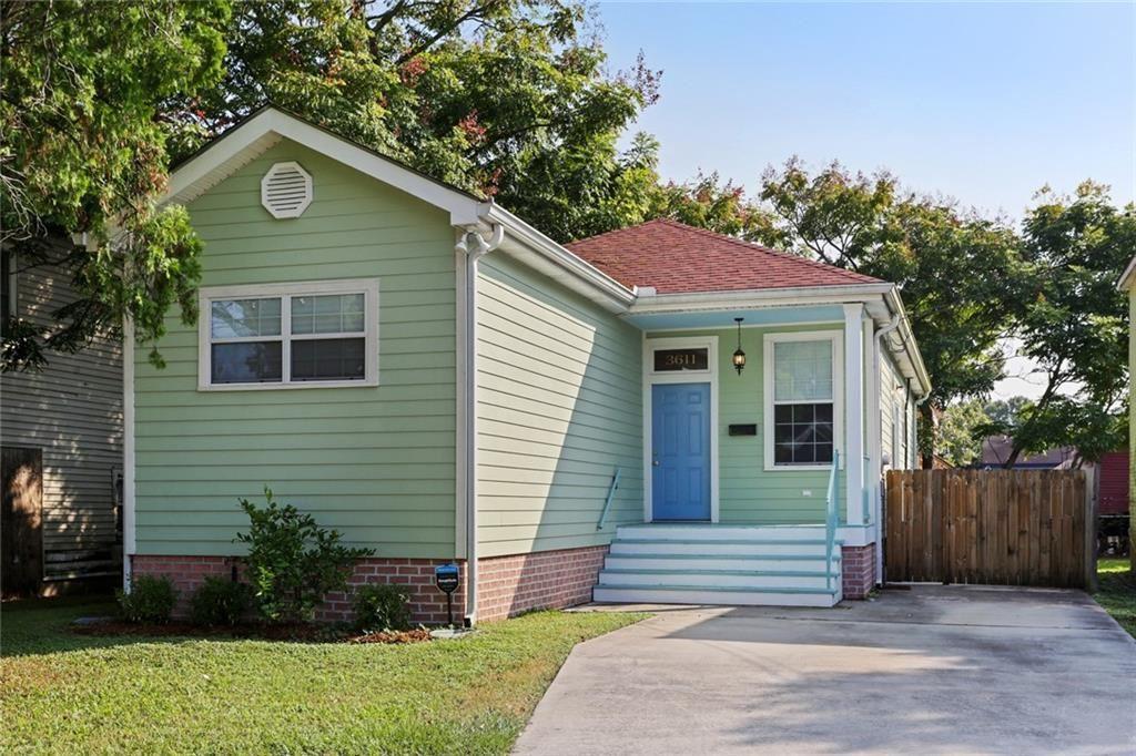 3611 CLEMATIS Street, New Orleans, LA 70122 - #: 2273161