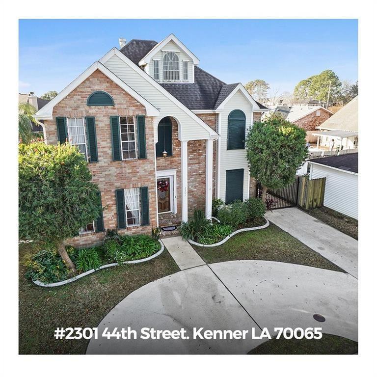 2301 44TH Street, Kenner, LA 70065 - #: 2282162