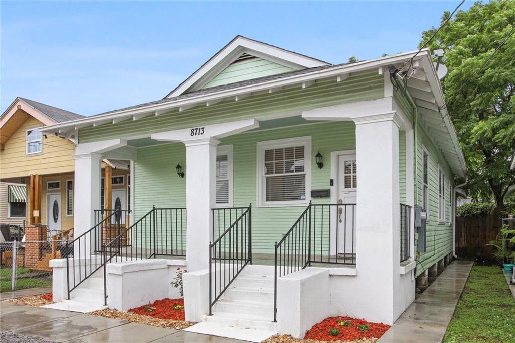 8713 JEANNETTE Street, New Orleans, LA 70118 - #: 2250169
