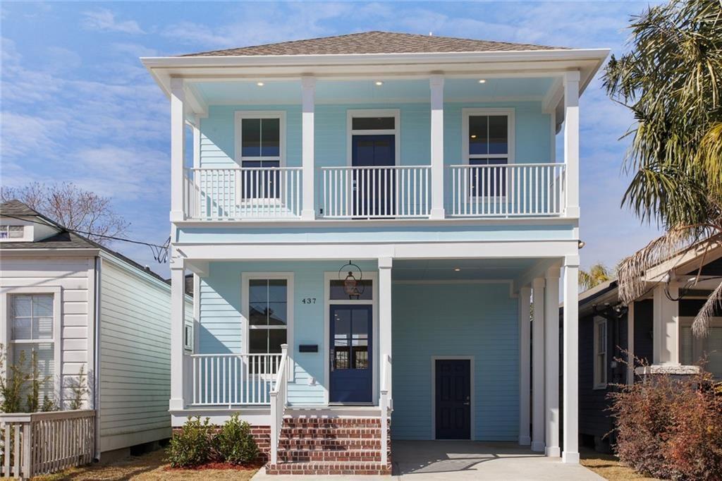 437 S BERNADOTTE Street, New Orleans, LA 70119 - #: 2284170