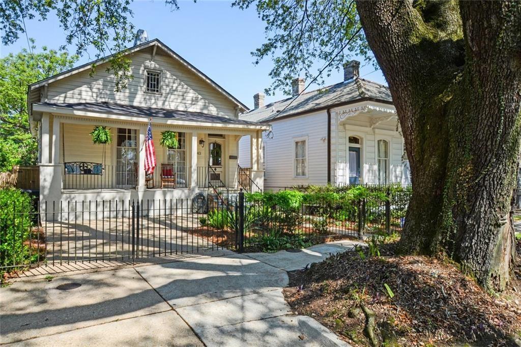 743 LOUISIANA Avenue, New Orleans, LA 70115 - #: 2293182