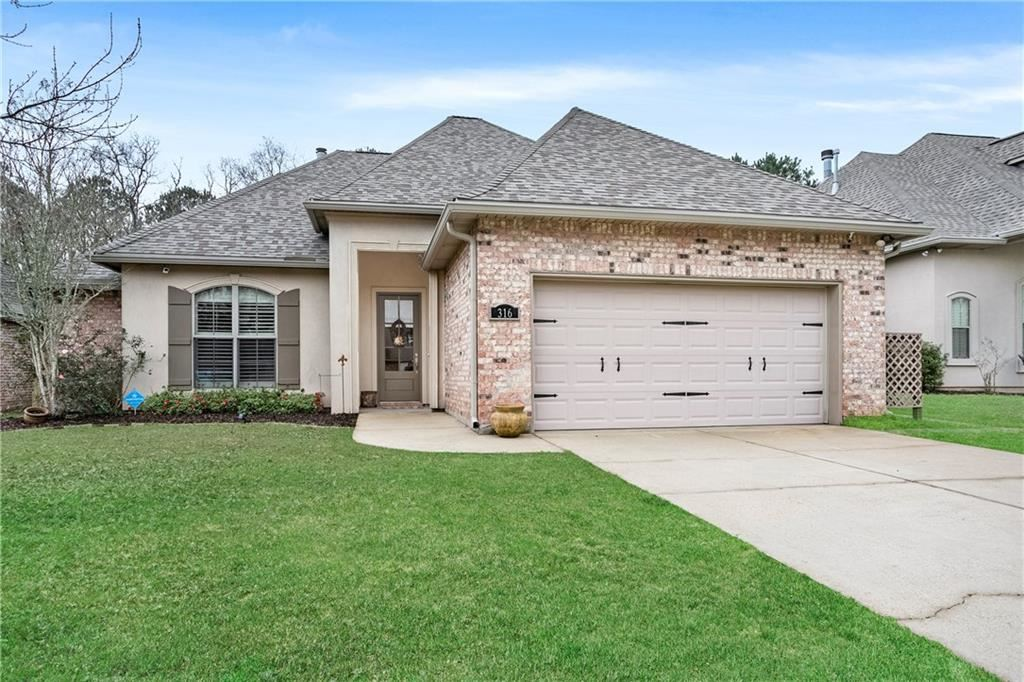 316 S BROWN THRASHER Loop, Madisonville, LA 70447 - #: 2242184