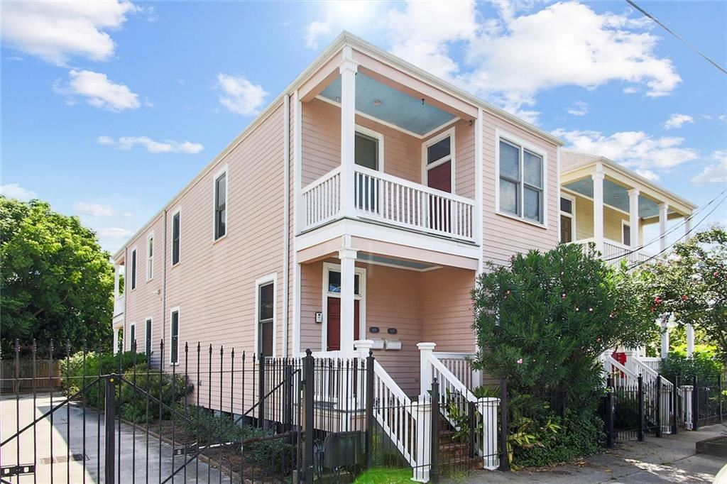 Photo for 623 FOURTH Street #., New Orleans, LA 70130 (MLS # 2214187)