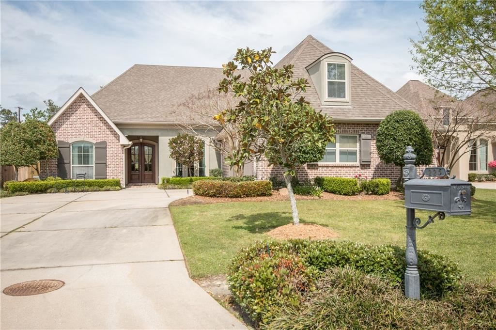 225 CYPRESS LAKES Drive, Slidell, LA 70458 - #: 2246187