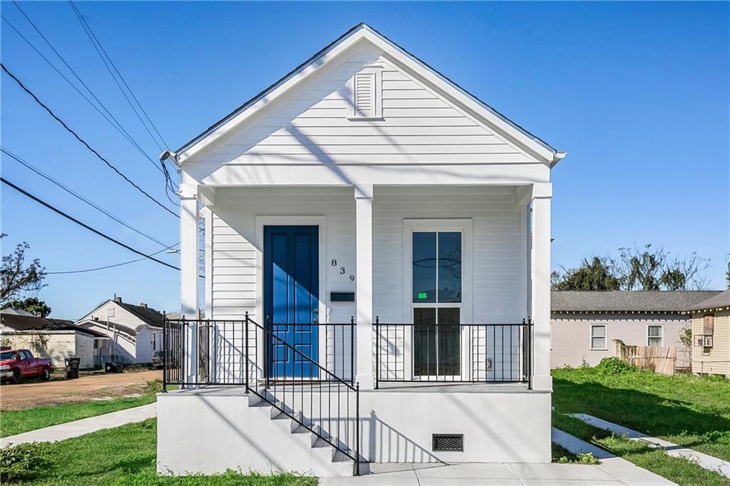 839 BELLEVILLE Street, New Orleans, LA 70114 - #: 2283188