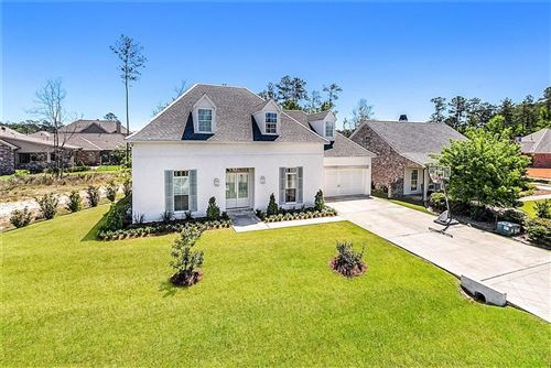 Photo of 14 BRIAR HOLLOW Road, Covington, LA 70433 (MLS # 2242196)