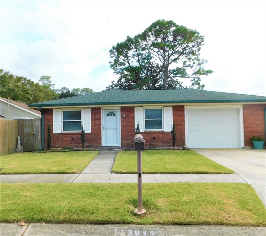 2625 BAY ADAMS Drive, Marrero, LA 70072 - #: 2230209