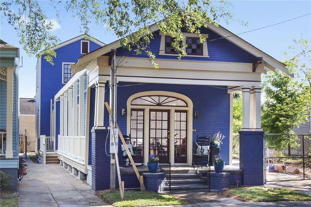 1027 OPELOUSAS Avenue, New Orleans, LA 70114 - #: 2234211