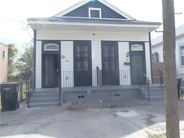Photo for 914 N ROCHEBLAVE Street, New Orleans, LA 70119 (MLS # 2195226)