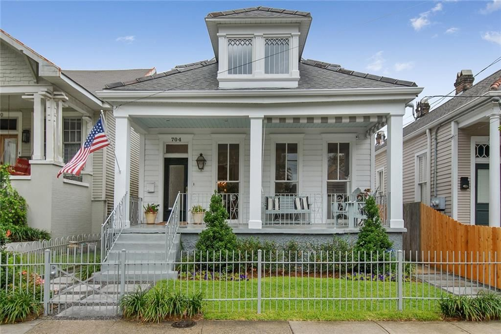 704 WEBSTER Street, New Orleans, LA 70118 - #: 2254227
