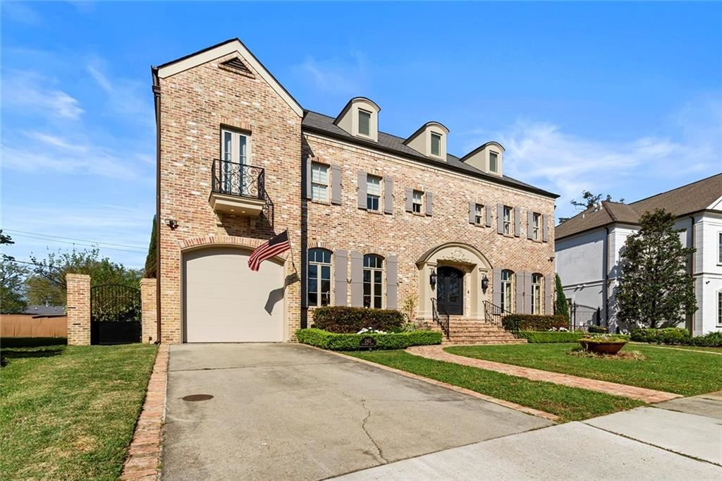 242 MULBERRY Drive, Metairie, LA 70005 - #: 2317238