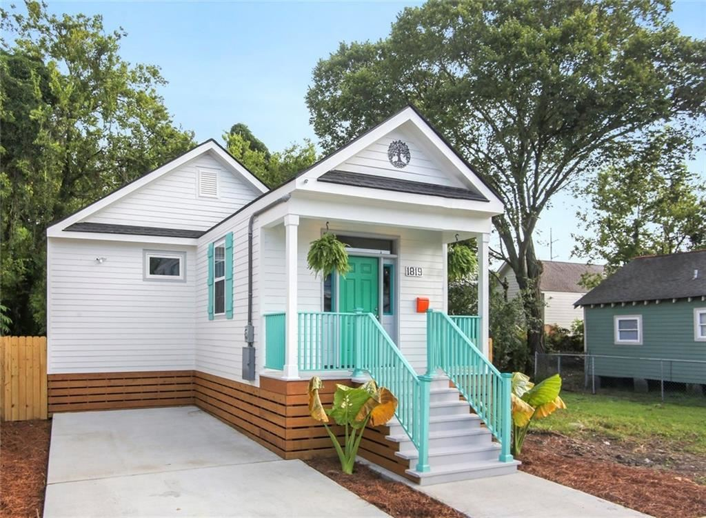 1819 N DERBIGNY Street, New Orleans, LA 70117 - #: 2270253