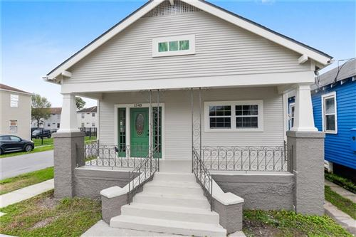 Photo of 1343 CONGRESS Street, New Orleans, LA 70117 (MLS # 2270255)