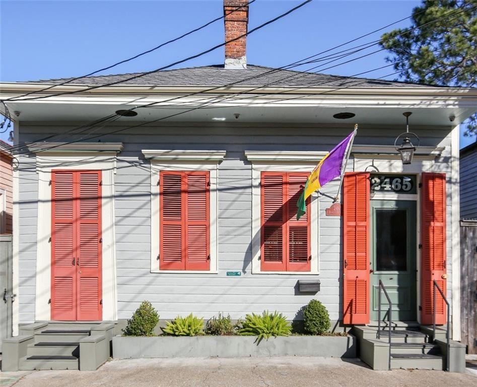 2465 BURGUNDY Street, New Orleans, LA 70117 - #: 2283255
