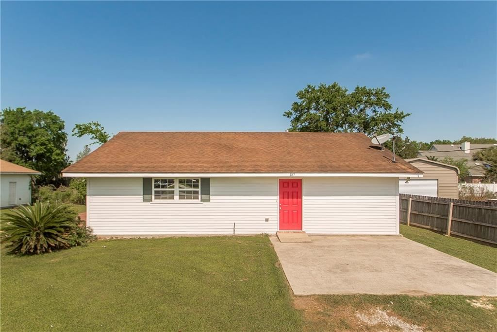 157 FOREST Drive, Belle Chasse, LA 70037 - #: 2247261