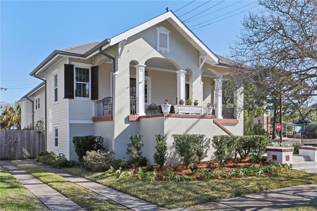 7701 BELFAST Street, New Orleans, LA 70125 - #: 2281268